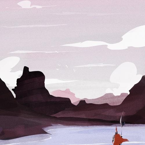 The Traveler by valquiem