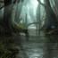 swamps by thomasbignon