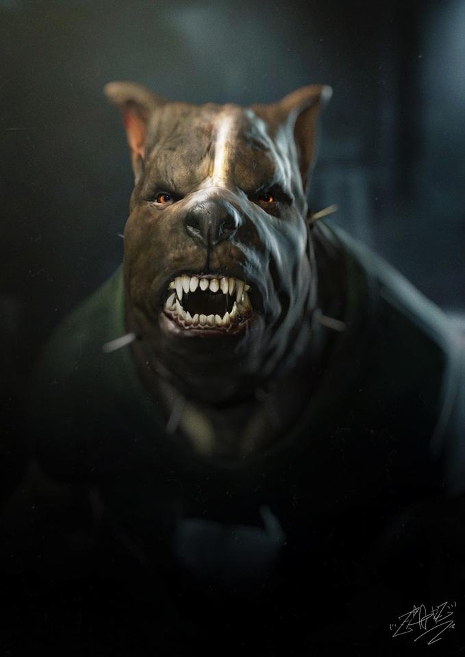 the dawg by zeiferz