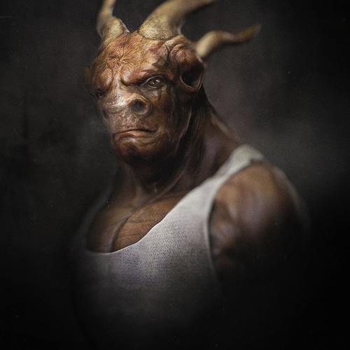 The Bull by zeiferz