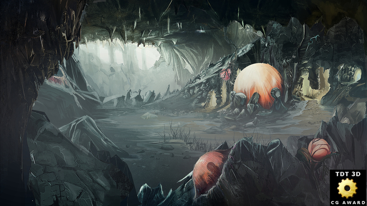 caveconcept by siders