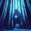 forest spirit by shahabalizadeh