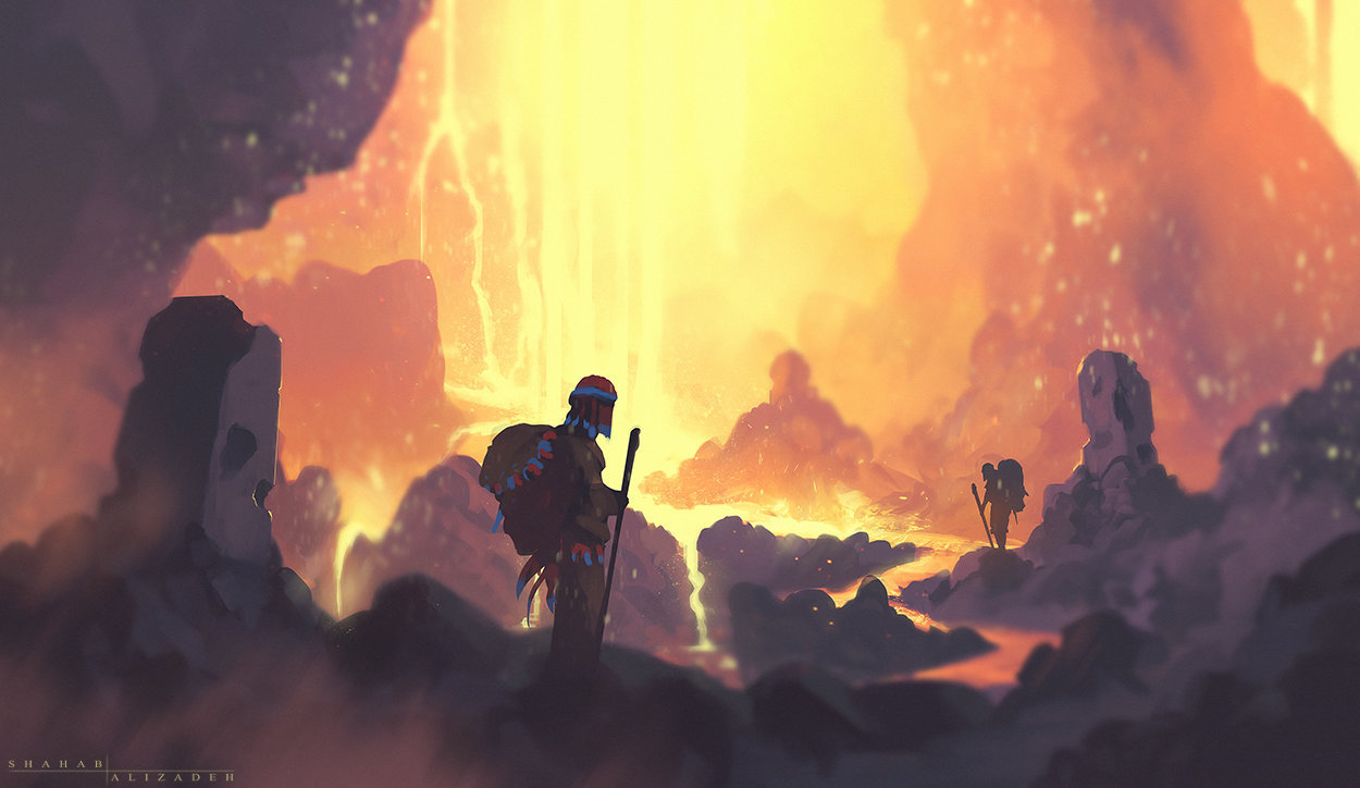 expedition by shahabalizadeh
