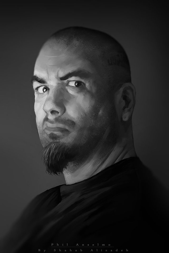 phil anselmo by shahabalizadeh