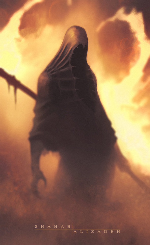 pyromancer by shahabalizadeh