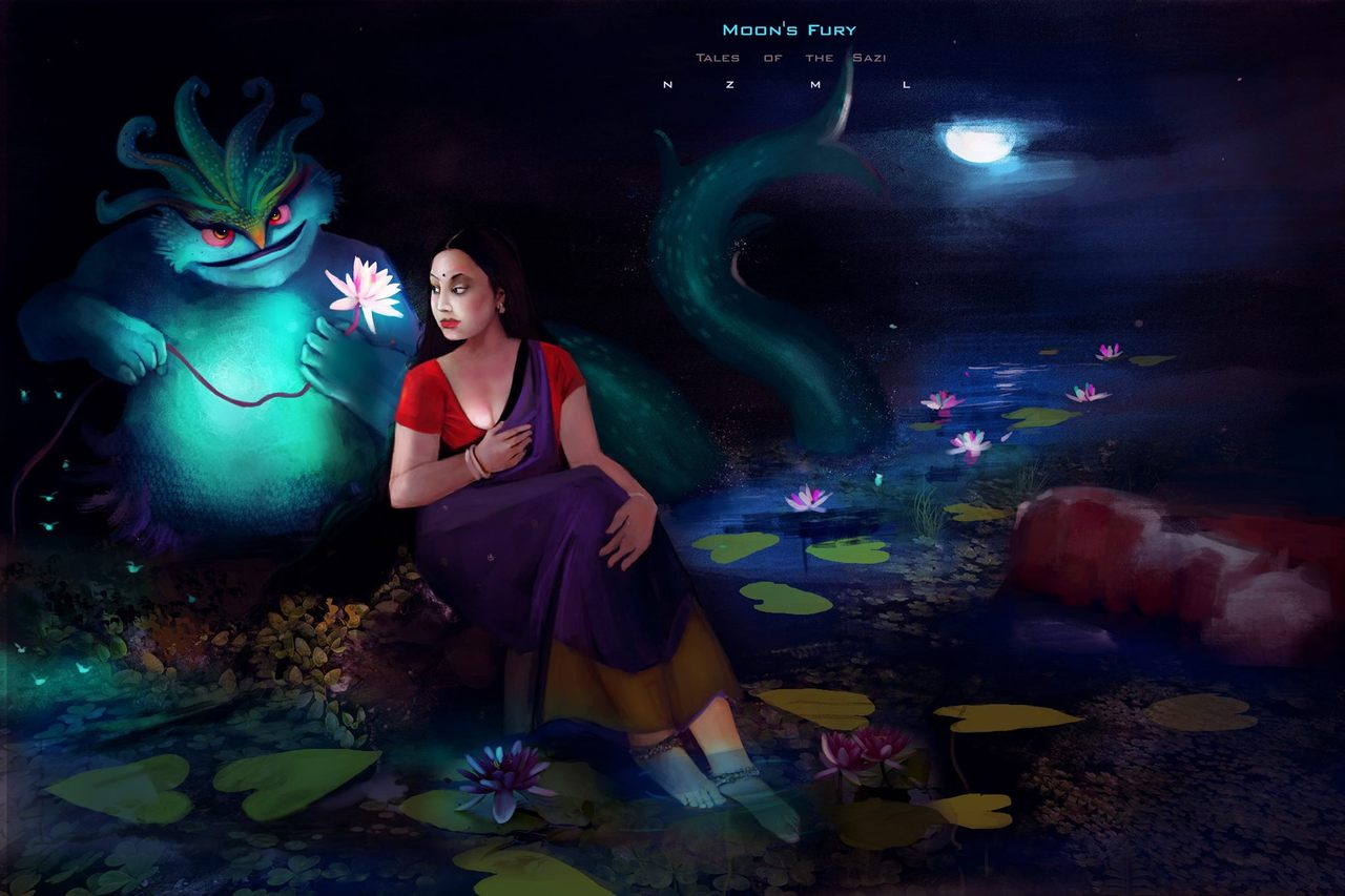 moonfury by nazmul