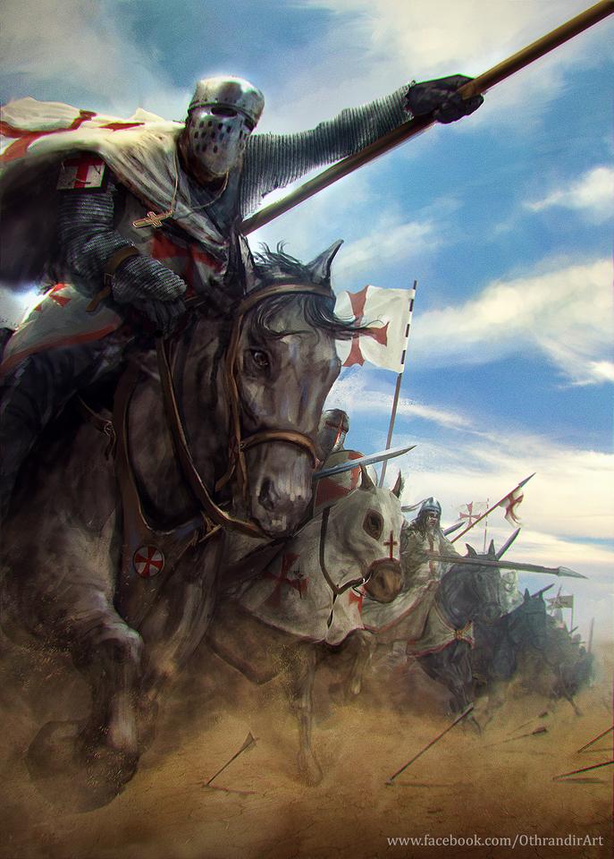 crusades by othrandir