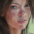 portrait study by kelvinliew