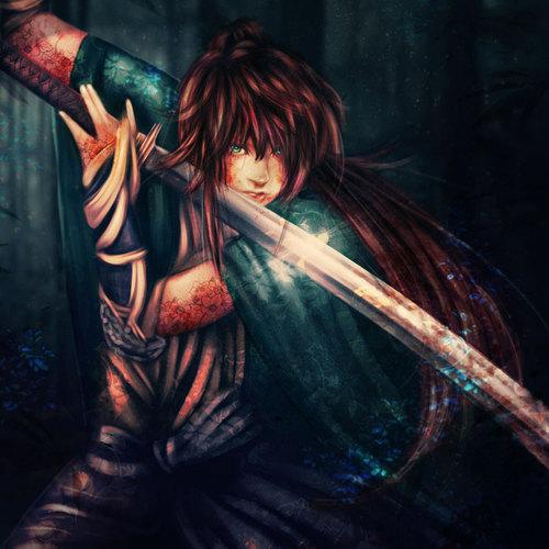 Rurouni Kenshin by tarcilaneves