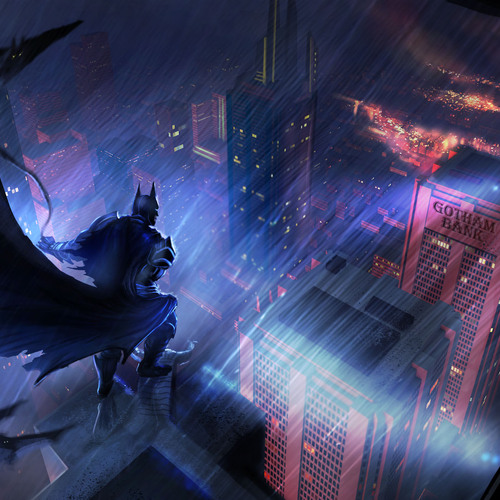 Batman The Eternal Guardian by dreadjim