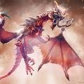red-concept-dragon by mh.attaran