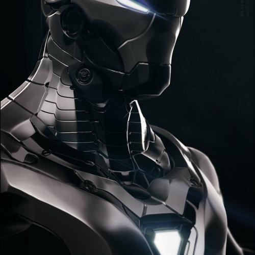 Iron Man Concept by mh.attaran