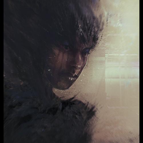Darklady by jac