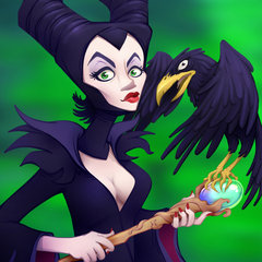 maleficent by cifaela
