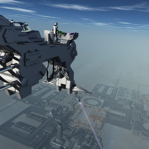Injector Full Metal by janklooster