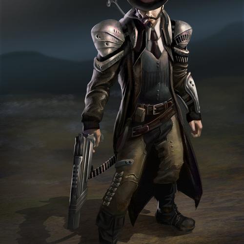 Bounty Hunter by juanpablocorredor