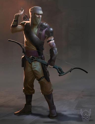 Display jumbo archer 3