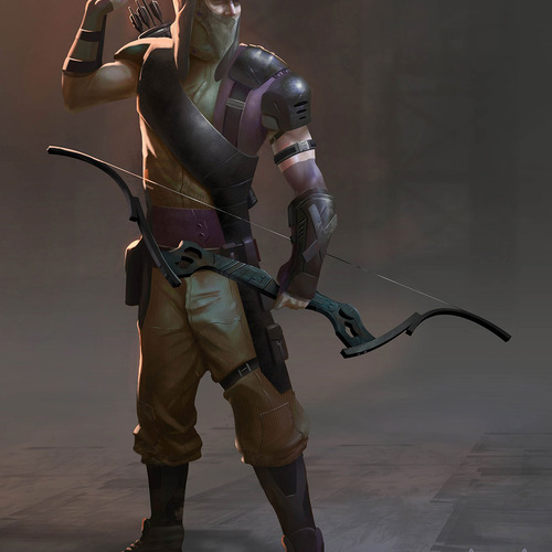Thumb jumbo archer 3