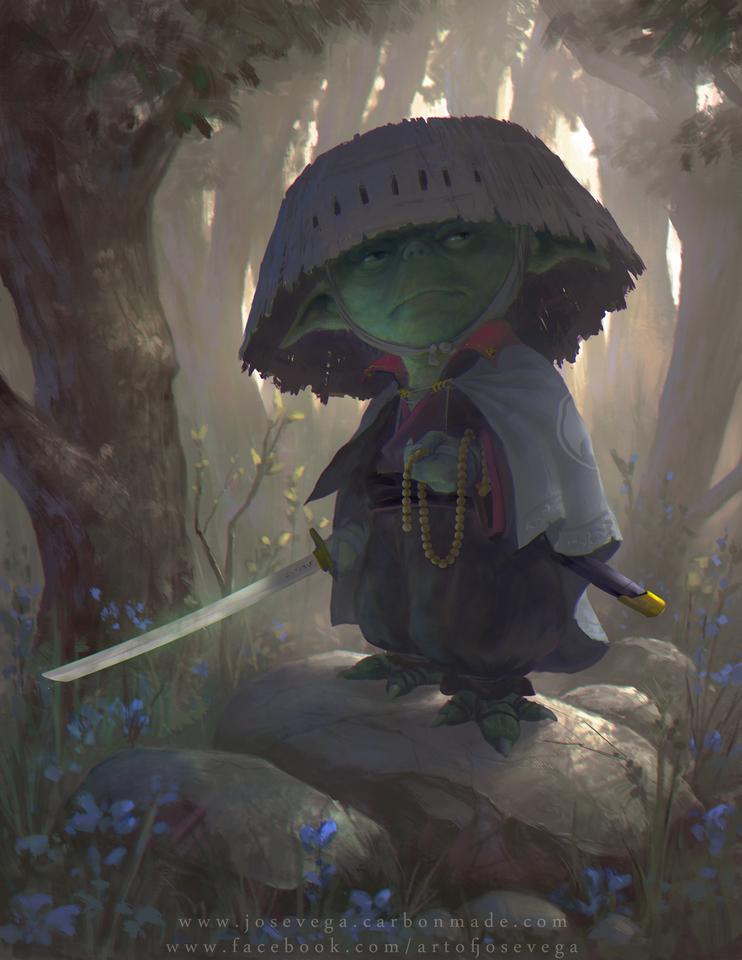 yoda-illustration by josevega