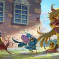 fierce canery by j03150315