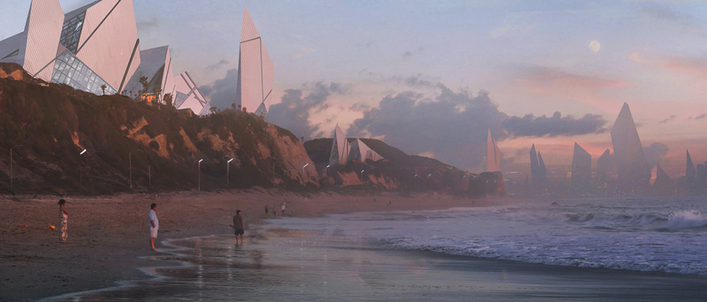 environment concepts - beach by maciej_kuciara