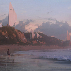 environment concepts - beach by maciej_kuciara