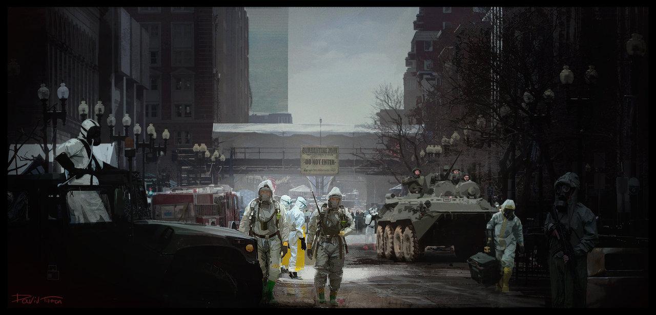 quarantine zone by davidtilton