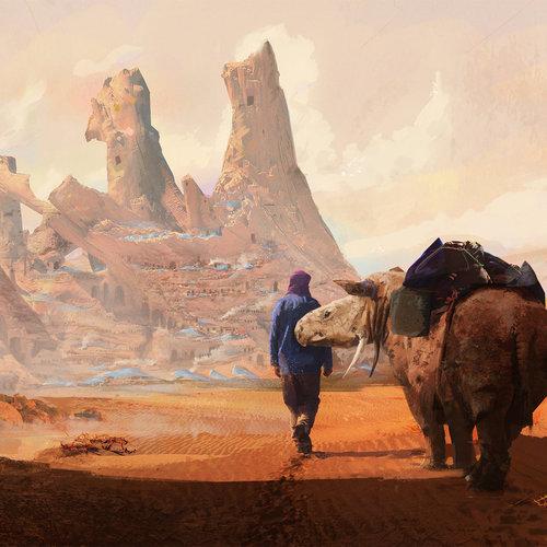 Long Hike by davidtilton