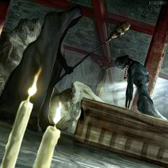 tibet zombie by blewzen