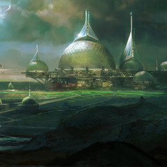 brotherhood colony outpost by amitdutta