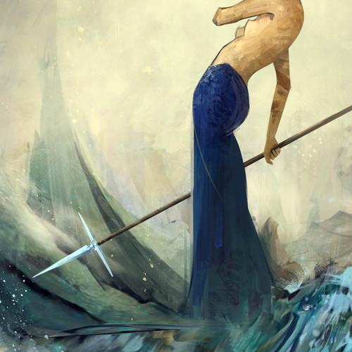 Spear by ricard_cendra