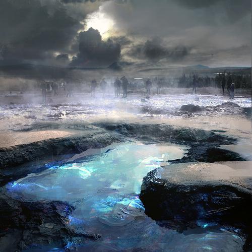 Blue Magma by patfix
