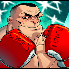 slobber punch by dlx_artist