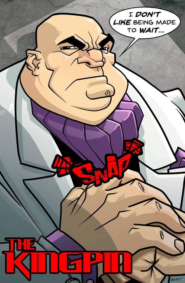 the kingpin by dlx_artist