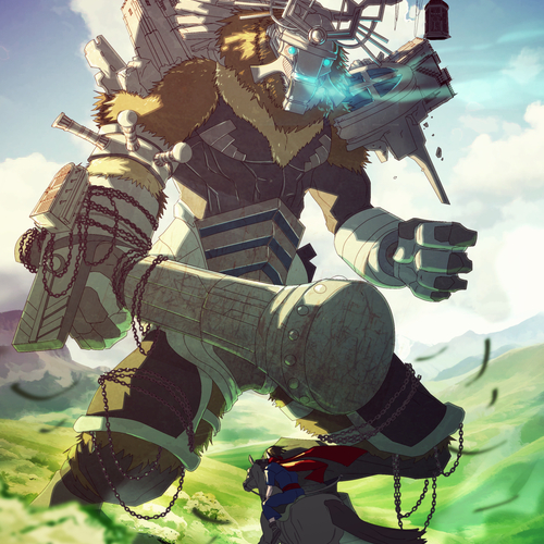 Shadow Of Colossus by edgy