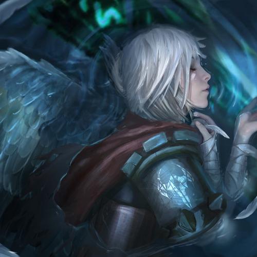 League Of Legends  Riven by toxicpanda