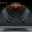 symbiont world - hover bike 0003 by jimmy.duda