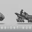 symbiont world - hover bike sketches by jimmy.duda
