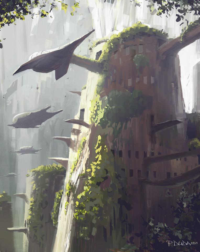 150303 tree-house-sketch by jimmy.duda