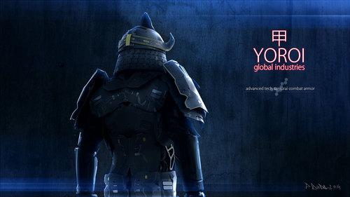Display jumbo 140630 cyber samurai 0004