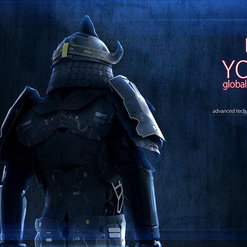 140630 Cyber Samurai by przemek.duda