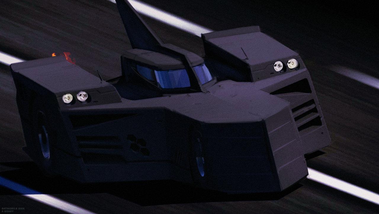 batmobile idea front 1 by boac