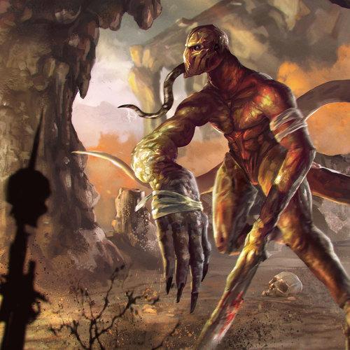 Mutant Desert Runner by blewzen