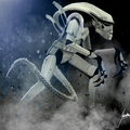 alien stormtrooper by smila