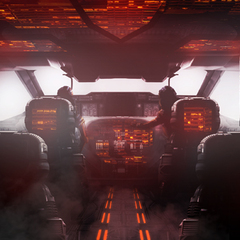 cockpit by smila