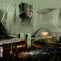 newcastle scifi by smila