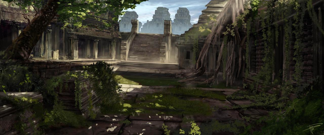 forgotten city by thomasbignon