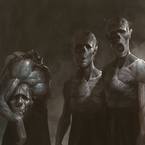 The Choir Of The Dead by Gary  Laib
