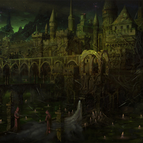 Witchland by filoo