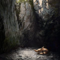 sleeping in the sun by piotr.dura
